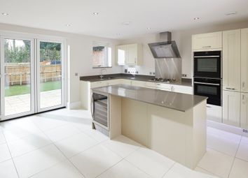 Thumbnail 4 bedroom mews house for sale in Plot 6, Grove Road, Lymington, Hampshire