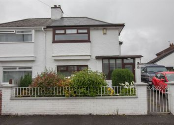 Thumbnail 3 bed semi-detached house for sale in 34, Earl Haig Park, Belfast