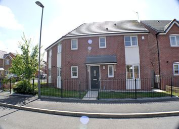Thumbnail 3 bedroom semi-detached house to rent in Addenbrooke Drive, Hunts Cross, Liverpool