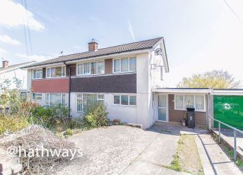 Thumbnail 3 bedroom semi-detached house for sale in Anthony Drive, Caerleon, Newport