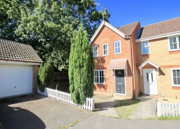 Thumbnail 3 bed end terrace house for sale in Marsh Gardens, Hedge End, Southampton