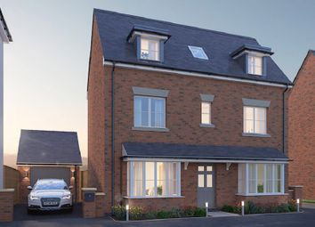 Thumbnail 4 bed detached house for sale in Plot 5, Pitchford Lane, Llandarcy, Neath, Neath Port Talbot.