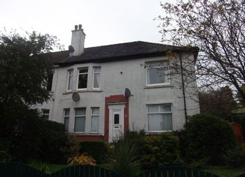 Thumbnail 2 bed detached house to rent in Turret Road, Knightswood, Glasgow