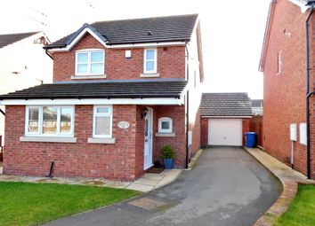 Thumbnail 3 bed detached house for sale in Hawthorn View, Penycae, Wrexham