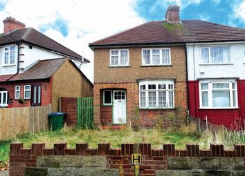 Thumbnail 3 bed semi-detached house for sale in 179 Sheepcot Lane, Leavesden, Hertfordshire