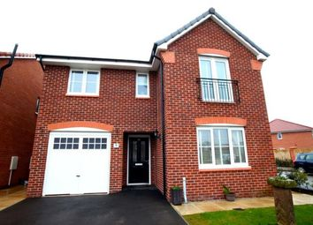Thumbnail 4 bed detached house for sale in William Higgins Close, Alsager, Cheshire