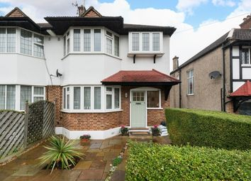 Thumbnail 3 bed semi-detached house for sale in Helder Grove, London
