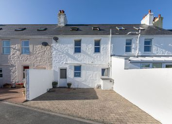 Thumbnail 3 bed terraced house for sale in 4 Prospect Terrace, St. Sampson, Guernsey