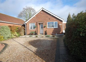 Thumbnail 3 bed detached bungalow for sale in Far Back Lane, Farnsfield, Nottinghamshire