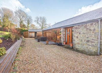 Thumbnail 5 bedroom barn conversion for sale in Earlswood, Chepstow