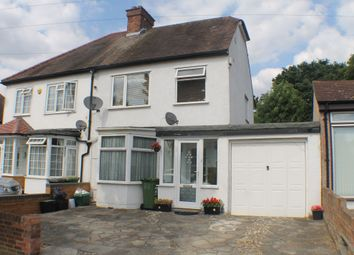 Thumbnail 4 bed semi-detached house to rent in Walden Avenue, Chislehurst