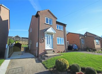 Thumbnail 3 bed detached house for sale in Brampton Court, South Elmsall, Pontefract, West Yorkshire