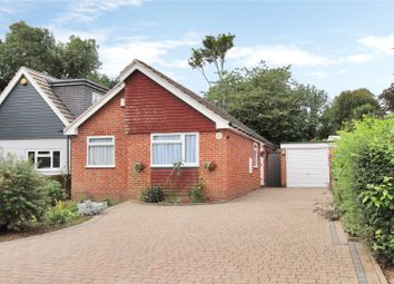 Thumbnail 3 bed detached bungalow for sale in Festival Avenue, New Barn, Longfield, Kent