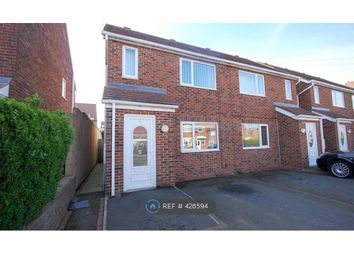 Thumbnail 2 bed semi-detached house to rent in Norman Avenue, Sunderland