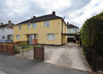 Thumbnail 3 bed semi-detached house for sale in Brooksby Lane, Clifton, Nottingham