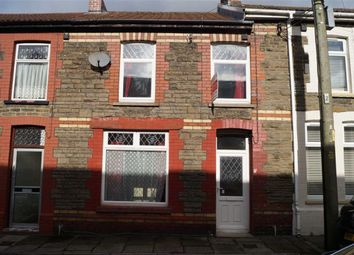 Thumbnail Terraced house for sale in Gwendoline Terrace, Abercynon, Mountain Ash
