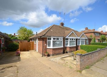 Thumbnail 2 bed bungalow for sale in Chalcombe Road, Kingsthorpe, Northampton