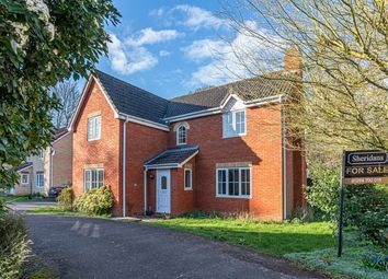 Thumbnail 4 bed property for sale in Radnor Close, Bury St. Edmunds