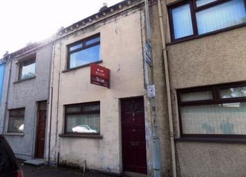 Thumbnail 2 bed terraced house to rent in Low Road, Lisburn