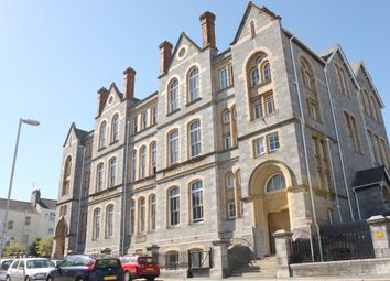 Thumbnail 3 bedroom flat for sale in Regent Street, Plymouth