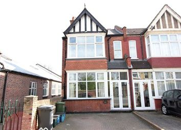 Thumbnail 4 bedroom end terrace house for sale in Burgoyne Road, South Norwood