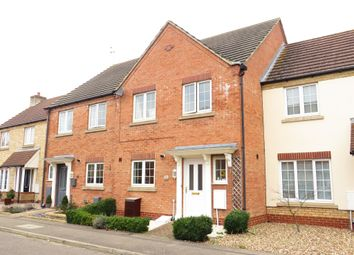 Thumbnail 3 bed terraced house for sale in Greenwood Way, Wimblington, March