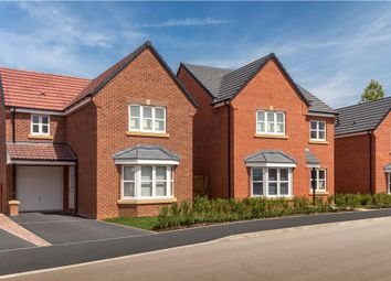 "Thumbnail 3 bed detached house for sale in ""Hayfield"" at Aldbury Close, Stafford"