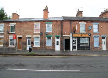 Thumbnail 3 bed terraced house for sale in Charlotte Court, Branston Road, Burton-On-Trent
