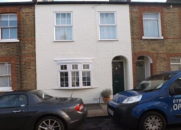 Thumbnail 2 bed terraced house to rent in Warwick Road, Twickenham