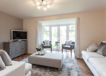 "Thumbnail 4 bed end terrace house for sale in ""Millwood"" at Wedgwood Drive, Barlaston, Stoke-On-Trent"