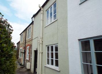 Thumbnail 1 bed terraced house for sale in St. Davids Place, Bruton