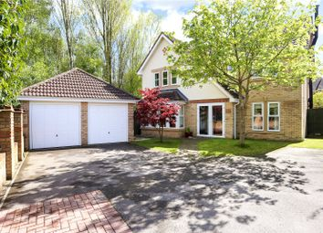 Thumbnail 4 bed detached house for sale in Huron Drive, Liphook, Hampshire