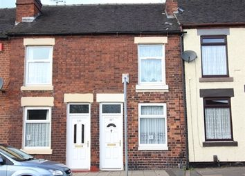 Thumbnail 2 bedroom terraced house to rent in Hamil Road, Burslem, Stoke-On-Trent