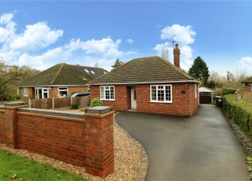 Thumbnail 2 bed bungalow for sale in Lincoln Lane, Thorpe-On-The-Hill, Lincoln, Lincolnshire