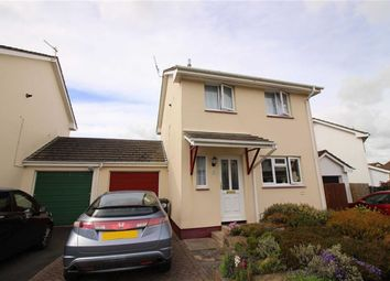 Thumbnail 3 bed link-detached house to rent in Beards Road, Fremington, Barnstaple