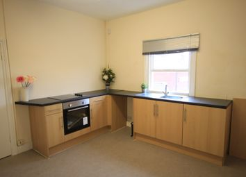 Thumbnail 1 bed flat to rent in Walsall Road, Cannock