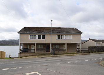 Thumbnail 2 bed flat for sale in Shore Road, Strone, Argyll And Bute