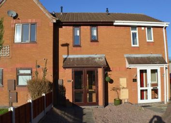 Thumbnail 1 bed terraced house for sale in Moat Way, Off Shropshire Brook Road, Handsacre, Staffordshire