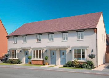 """Thumbnail 3 bedroom end terrace house for sale in """"Archford"""" at Wedgwood Drive, Barlaston, Stoke-On-Trent"""
