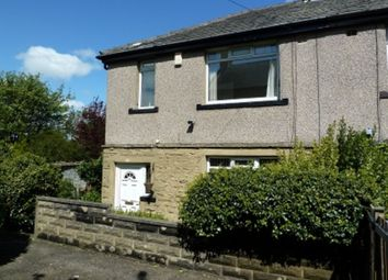 Thumbnail 3 bed semi-detached house to rent in Beacon Street, Bradford