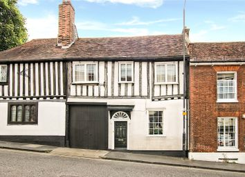 Thumbnail 2 bed terraced house for sale in Holywell Hill, St. Albans, Hertfordshire