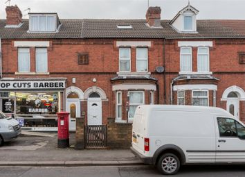 Thumbnail 4 bed terraced house for sale in Beckett Road, Doncaster, South Yorkshire