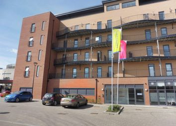 Thumbnail 2 bed flat to rent in Traffic Street, Derby
