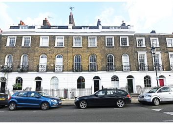 Thumbnail 6 bed terraced house for sale in Gibson Square, Islington
