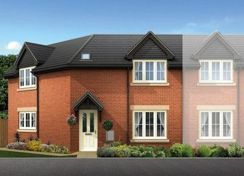 Thumbnail 3 bedroom semi-detached house for sale in The Dee. West Park Drive, Macclesfield, Cheshire
