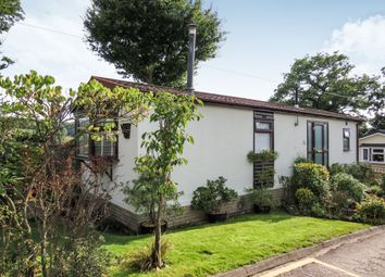 Thumbnail 2 bed mobile/park home for sale in Hedge Barton, Fordcombe, Tunbridge Wells