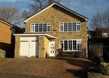Thumbnail 4 bed detached house for sale in Overhall Park, Mirfield