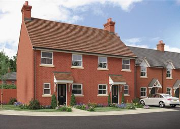 """Thumbnail 3 bed semi-detached house for sale in """"Shillingford"""" at Winterbrook, Wallingford"""