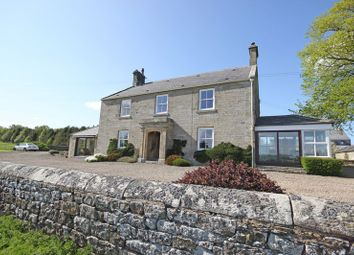 Thumbnail 5 bed detached house for sale in West Woodburn, Hexham