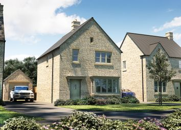 "Thumbnail 3 bed detached house for sale in ""The Yarkhill"" at Bourton Industrial Park, Bourton-On-The-Water, Cheltenham"